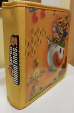 New Super Mario 2 -- Original Tasche (Nintendo 3DS , 2013) (kleiner Frontschaden