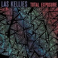 LAS KELLIES - TOTAL EXPOSURE  CD NEU