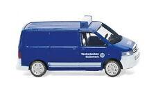 THW - VW T5 GP FOURGONETTE WIKING 093803 voie N 1:160 MAQUETTE de Voiture modèle
