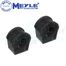 2x Meyle Anti Roll Bar Bushes Front Axle Left and Right (Outer) No: 100 411 0012