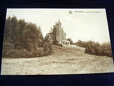 NICE OLD PPC: ROCHEFORT~CHATEAU DE BEAUREGARD