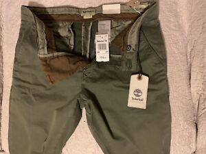 Ingenioso Cinemática protesta  Timberland Chino Trousers for Men for sale   eBay