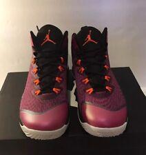 Air Jordan Super Fly 3 Men's Size 9.5 Fashion Pink Electric Orange Black