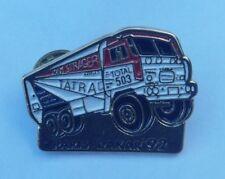 Parigi Dakar'92 RACING TRUCK pin badge #1