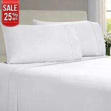 Linenwalas Todays Deal Pillow Cases – 100 % Organic Softest Moisture Wicking