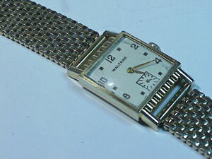 Man's Vintage Waltham Watch  14k G/F