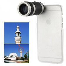 Hochwertiges Kamera Foto Telescope für Apple iPhone 6 4.7 Cover 8x Objektiv Top