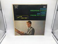 Georgie Fame At Last LP Vinyl Record