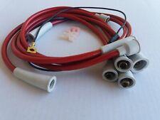 Spark plug wire set, for FIAT RITMO 105 TC - ABARTH, FIAT 131 SUPERMIRAFIORI