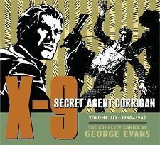 X-9 Secret Agent Corrigan Volume 6 Hardcover