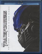 TRANSFORMERS - 2007 - Special Edition - 2 BLU-RAY nuovo sigillato [dv36]