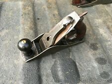 New ListingSweetheart Era Stanley No. 4 Corrugated Bottom Woodworking Plane
