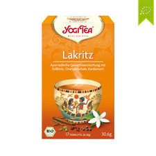 YogiTea Bio Lakritz, 1er Pack
