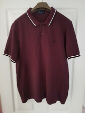 Fred perry polo xl slim fit