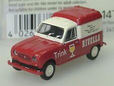 "Brekina Renault R4 Fourgonnette ""RIVELLA"" - 14724 - 1:87"