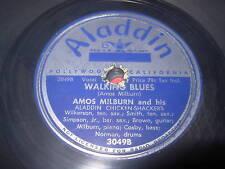 AMOS MILBURN blues - aladdin 3094 - 78 -