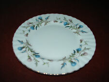 "ROYAL ALBERT CHINA ""BRIGADOON"" SALAD PLATE MINT"
