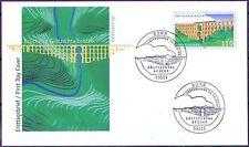 BRD 1999: Göltzschtalbrücke! FDC der Nr. 2082 mit Bonner Sonderstempeln! 1A 1707