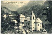 CPA 38 Isère Saint-Christophe-en-Oisans et les Fétoules