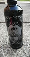 OFFICIAL DISNEY STORE NIGHTMARE BEFORE CHRISTMAS Aluminum 25 oz Drink Bottle