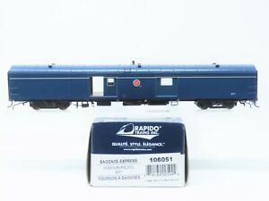 HO Scale Rapido 106051 MP Missouri Pacific Baggage-Express Passenger Car #271