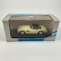 Pauls Model Art Minichamps 1:43 22532 1955 BMW 507 Cabrio hard top - Creme