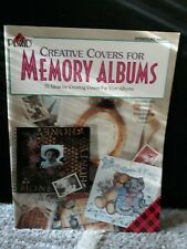 🌟 Plaid Creative Covers For Memory Albums Stenciling #9351 (A6)