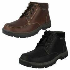 Clarks Lace Up Casual Boots for Men