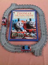 TAKE ALONG THOMAS & FRIENDS DIECAST ROSIE & THOMAS TANK ENGINE TRACK & BOOK SET