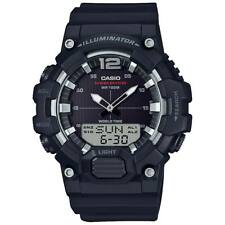 Casio Analog/Digital Watch, World Time, Chrono, 3 Alarms, Telememo, HDC700-1AV