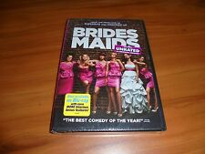 Bridesmaids (DVD, 2011, Widescreen Unrated) Melissa McCarthy, Kristen Wiig NEW