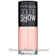 MAYBELLINE COLOR SHOW 60 Seconds NAIL POLISH VARNISH  *NEW*    Free POST