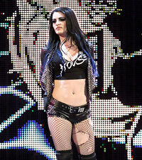 Paige WWE Divas Raw in Nashville Photo #2