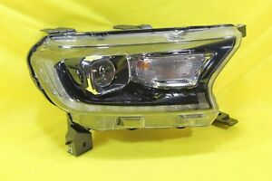 🚓 2019 19 2020 20 Ford Ranger Lariat Right RH Passenger Headlight OEM *GOOD*