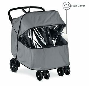 Britax B-Lively Double Rain Cover NEW! FREE SHIPPING!! S11278600