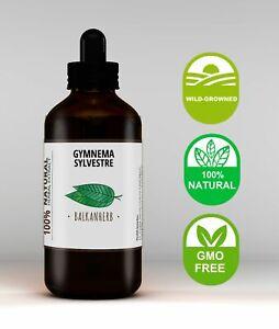 GYMNEMA SYLVESTRE TINCTURE / Herbal Liquid Extract