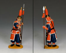 KING & COUNTRY IMPERIAL CHINA IC070 CHINESE STANDING GUARD REPORTING MIB