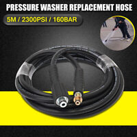 5M High Pressure Washer Water Cleaning Replacement Pipe Hose For Karcher K2