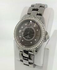 Chanel J12 Automatic Watch H2566 Chromatic Ceramic 38mm Factory Diamonds $19,350