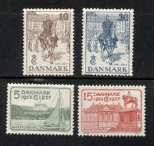 Royalty Danish & Faroese Stamps