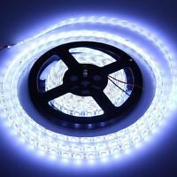 Super Bright Cool/Cold White 5050 SMD 300Led Light Strip Ribbon 5M/10M/15M/20M