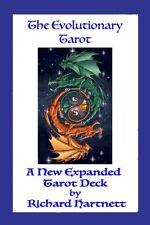 BUY BOTH & SAVE:The Evolutionary Tarot Card Deck+Book,Richard Hartnett H.W.M.