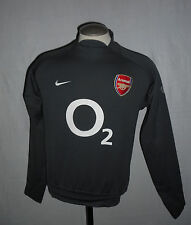 ARSENAL 2004 Goalkeeper Shirt NIKE Soccer Jersey SMALL S
