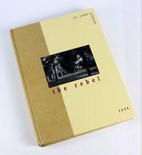 "Volume 50 - 1998 St. John's Houston TX Texas "" The Rebel "" High School Yearbook"
