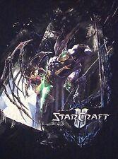 Starcraft 2 II PC Video Game Souvenir Computer Blizzard T Shirt XL