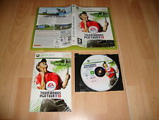 TIGER WOODS PGA TOUR 10 GOLF DE EA SPORTS PARA LA XBOX 360 USADO COMPLETO