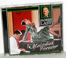 CD JAMES LAST - Melodies Forever