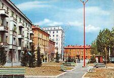 Cartolina Voghera Piazza San Bovo 1967