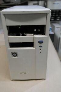 PC CASE AT with 200W PSU retro vintage for 286/386/486/pentium