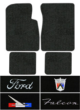 Floor Mats Carpets For 1966 Ford Falcon For Sale Ebay